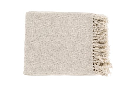 Accent Throw-Torra Ivory - Main