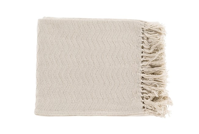 Accent Throw-Torra Ivory - 360