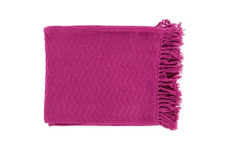 Accent Throw-Torra Magenta - Main