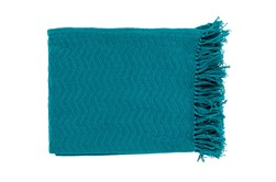 Accent Throw-Torra Teal
