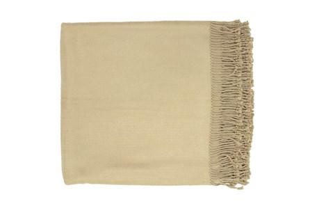 Accent Throw-Lindale Khaki - Main