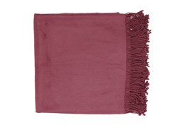 Accent Throw-Lindale Eggplant