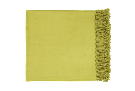 Accent Throw-Lindale Lime