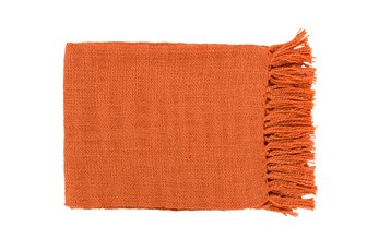 Accent Throw-Delco Coral