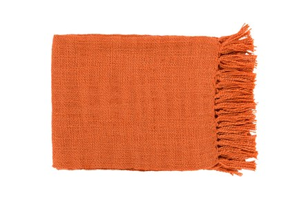 Accent Throw-Delco Coral - Main
