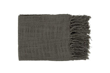 Accent Throw-Delco Graphite - Main