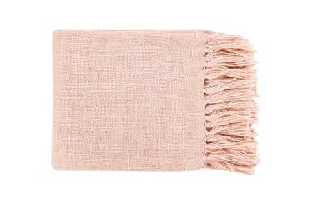 Accent Throw-Delco Salmon