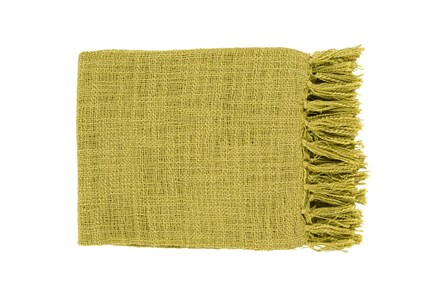 Accent Throw-Delco Lime - Main