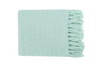 Accent Throw-Delco Mint