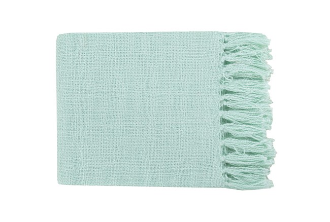 Accent Throw-Delco Mint - 360
