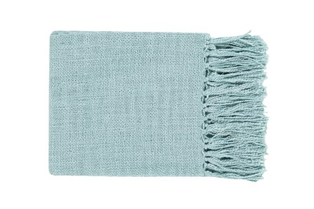 Accent Throw-Delco Aqua - Main