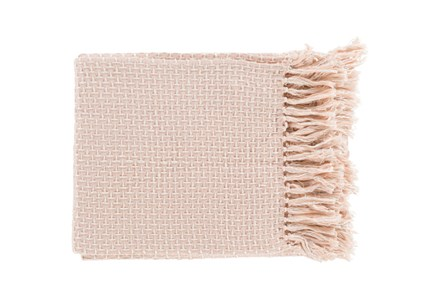 Accent Throw-Capri Blush