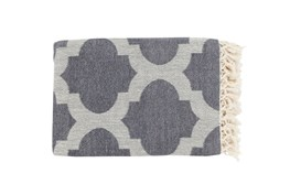 Accent Throw-Carlisle Charcoal