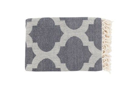 Accent Throw-Carlisle Charcoal - Main