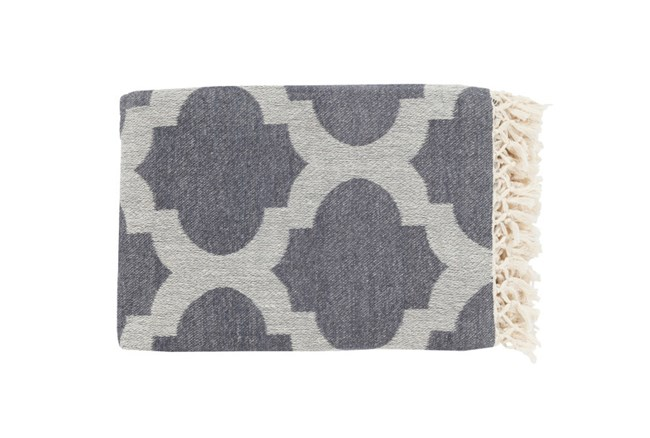 Accent Throw-Carlisle Charcoal - 360