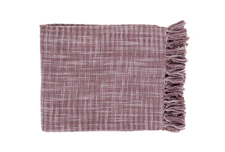 Accent Throw-Kinley Mauve