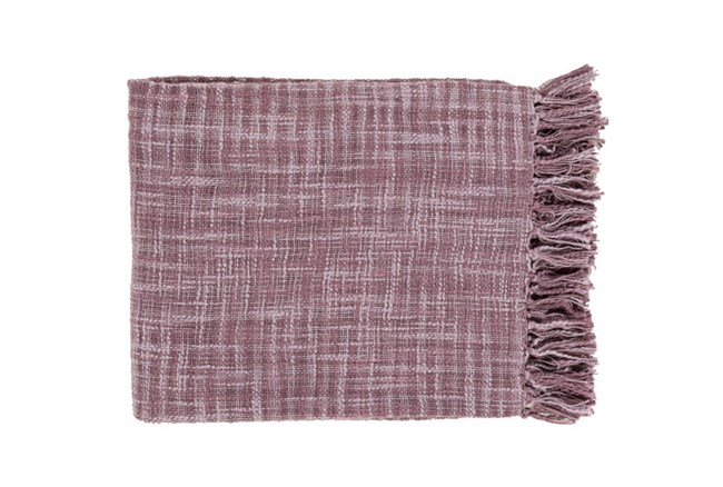 Accent Throw-Kinley Mauve - 360