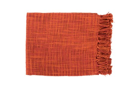 Accent Throw-Kinley Rust - Main