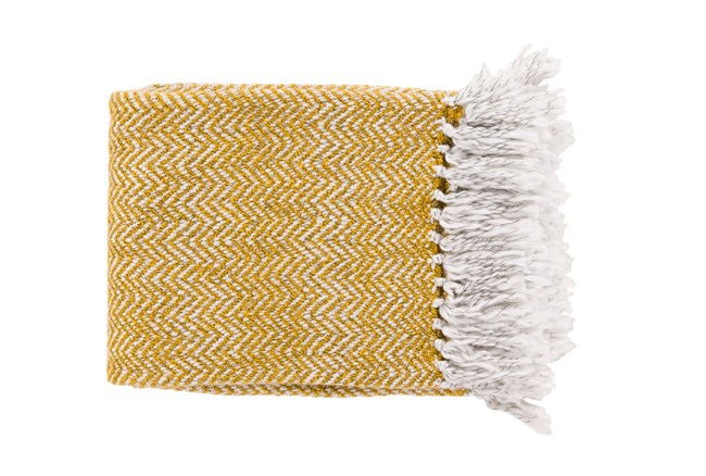 Accent Throw-Fiona Gold - 360