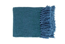Accent Throw-Fiona Teal