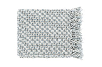 Accent Throw-Mya Denim