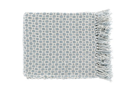 Accent Throw-Mya Denim - Main