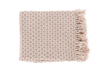Accent Throw-Mya Blush
