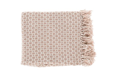 Accent Throw-Mya Blush - Main