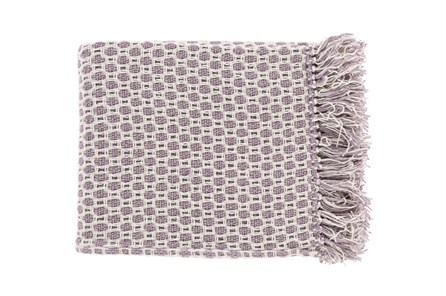 Accent Throw-Mya Mauve - Main