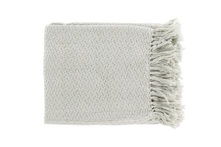 Accent Throw-Lyndon Sea Foam - Main