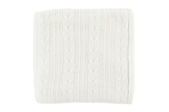 Accent Throw-Kori White