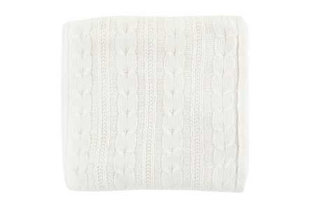 Accent Throw-Kori White - Main