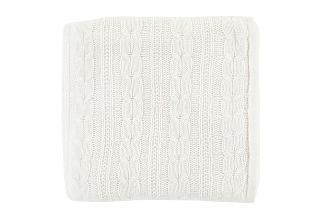 Accent Throw-Kori White - 360