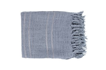 Accent Throw-Drake Denim