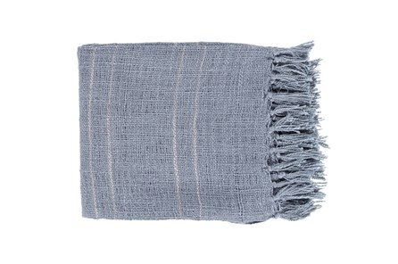 Accent Throw-Drake Denim - Main