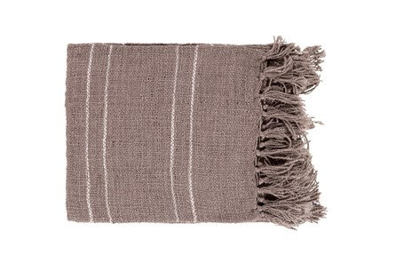 Accent Throw-Drake Pewter - Main