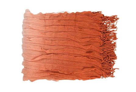 Accent Throw-Gabbi Coral