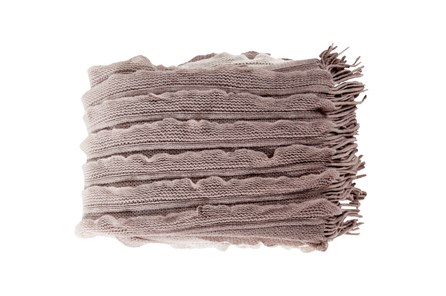 Accent Throw-Gabbi Grey