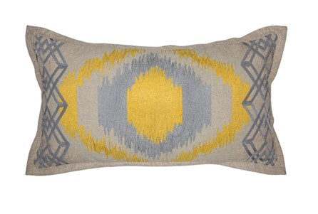 Accent Pillow-Cade Citrus Storm 14X26
