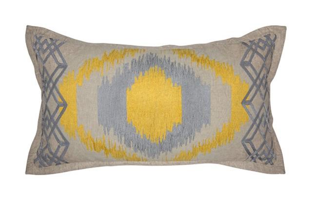 Accent Pillow-Cade Citrus Storm 14X26