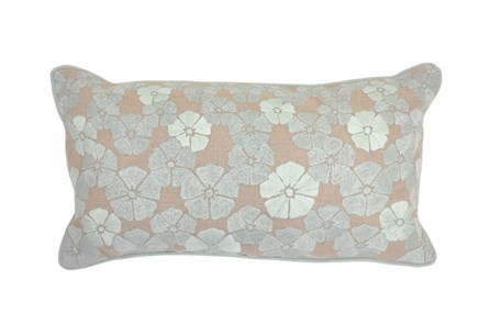 Accent Pillow-Gable Mint 14X26 - Main