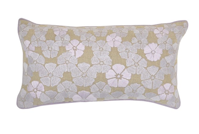 Accent Pillow-Gable Lavendar 14X26 - 360