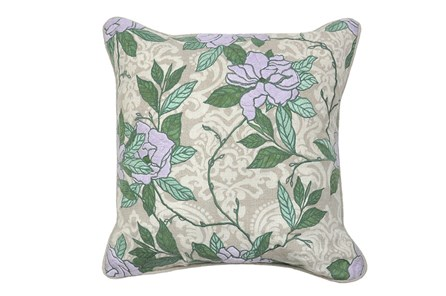 Accent Pillow-Finola Lavendar 18X18