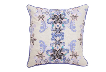 Accent Pillow-Riya Lavendar 18X18