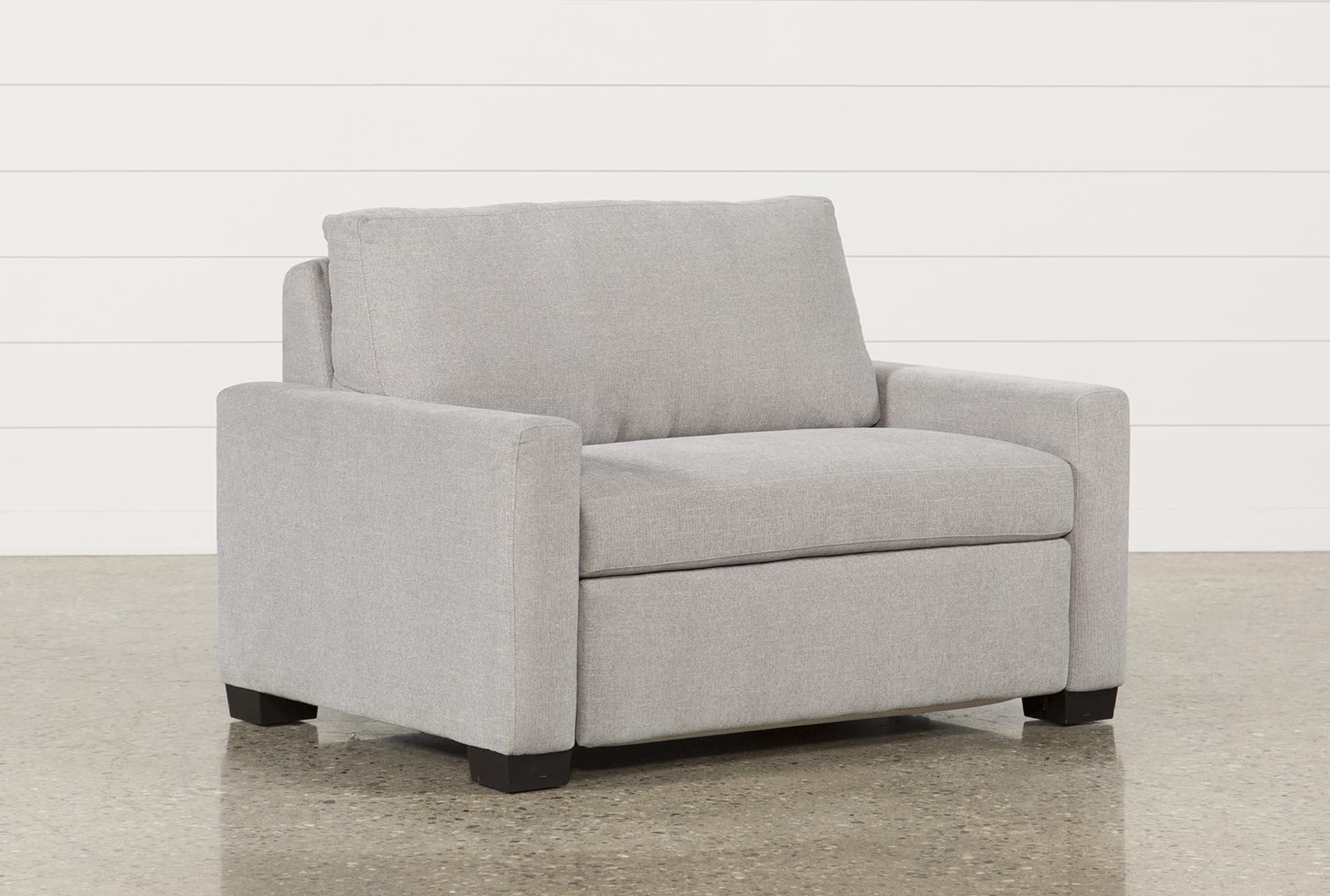 - Mackenzie Silverpine Twin Sofa Sleeper Living Spaces