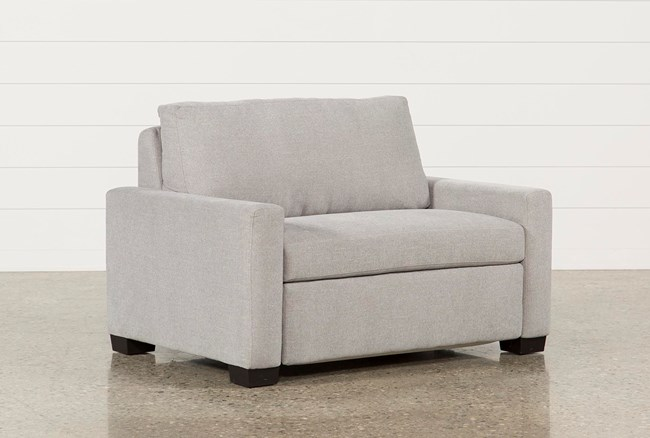 Mackenzie Silverpine Twin Sofa Sleeper - 360