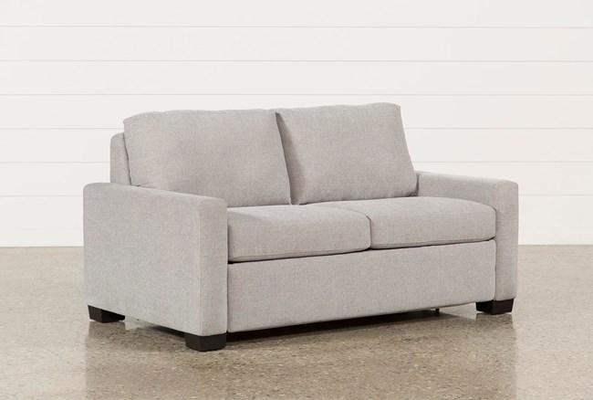 "Mackenzie Silverpine 68"" Full Sofa Sleeper - 360"