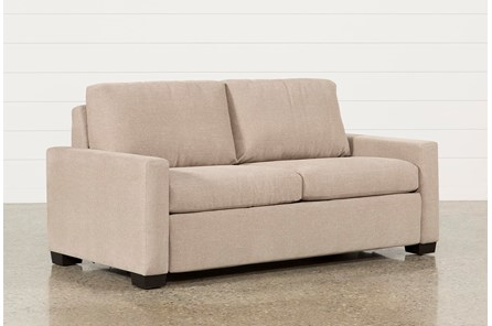 Mackenzie Mink Queen Sofa Sleeper - Main