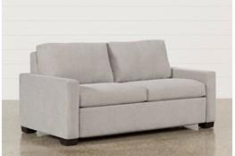 Mackenzie Silverpine Twin Sofa Sleeper Living Spaces