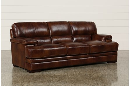 Rodrick Leather Sofa - Main